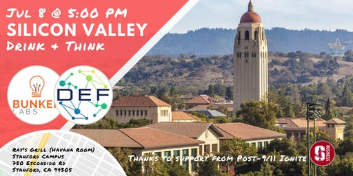 DEF Silicon Valley Drink & Think