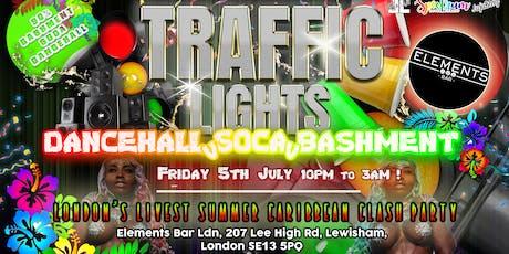 TRAFFIC LIGHTS: DANCEHALL v SOCA v BASHMENT tickets