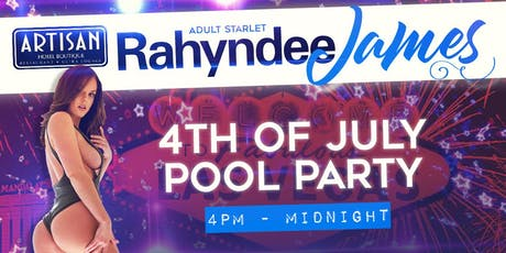 4th of July Pool Party with Rahyndee James tickets