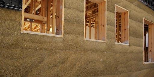 Hemp Building Workshop - Damascus, OR