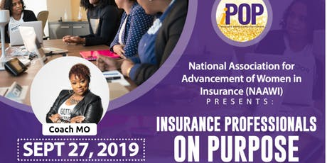 NAAWI: Insurance Professionals On Purpose tickets