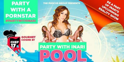 #PartyWithInari Pool Party Summer Series