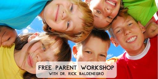 Free Parent Workshop - Modern Children's Health & Behavior Challenges