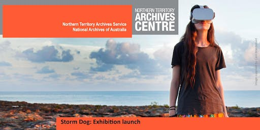 Storm Dog Exhibition Launch