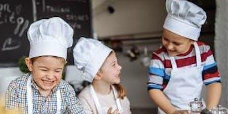 Junior Chef-Farmer Camp @ Fairyhouse Hall  tickets