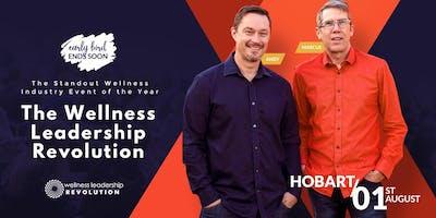 Wellness Leadership Revolution - Hobart | August 1, 2019