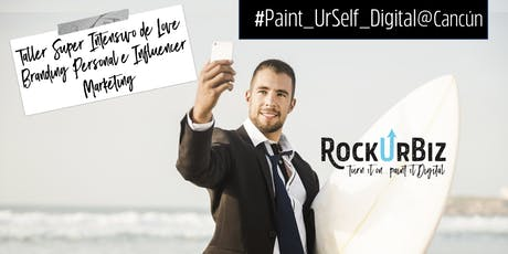 Paint UrSelf Digital: Bootcamp de Love Branding Personal Digital entradas