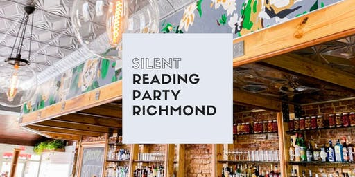 Silent Reading Party Richmond - June 2019