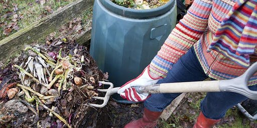 Gardening in Notting Hill: Composting