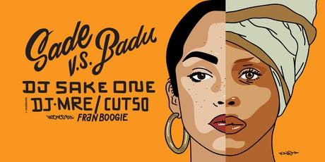 SADE vs. BADU (SF) - A Night of Bulletproof Soul tickets