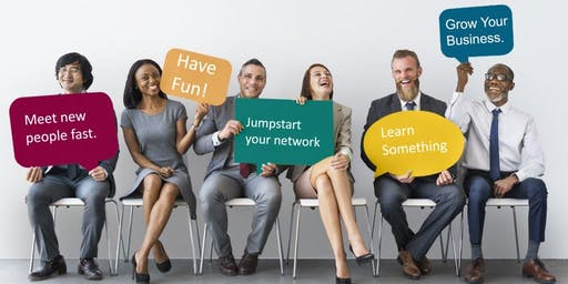 Speed Networking Breakfast for Small Business