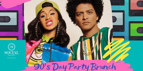 Friends Who Brunch: 90's Day Party Brunch tickets