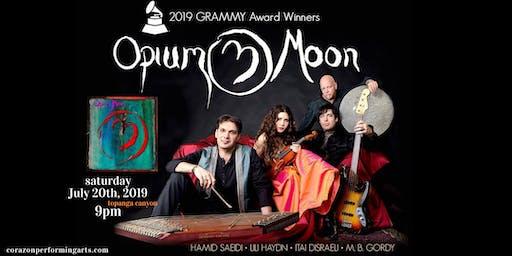 Opium Moon plays Topanga Canyon