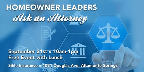 Ask an Attorney tickets