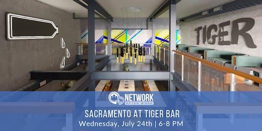 Network After Work Sacramento at Tiger Bar