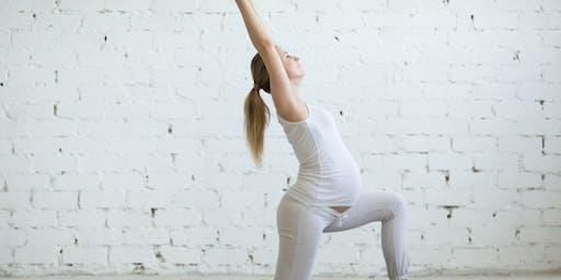 Prenatal Yoga Class @ BabyFest