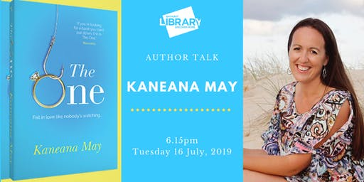 AUTHOR TALK: Kaneana May