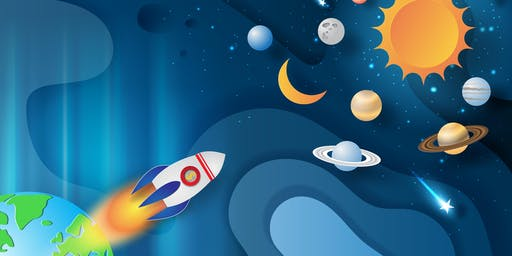 Space Mission wth DomSTEM - Seaford Library