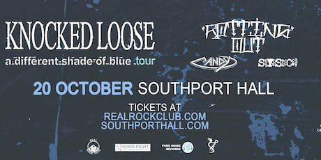 KNOCKED LOOSE, Rotting Out, Candy, SeeYouSpaceCowboy tickets