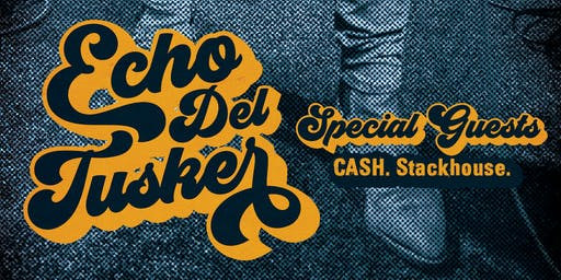 Echo Del Tusker 'Gold In The Silver' Single Launch