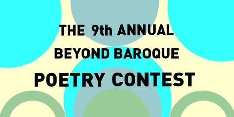 Poetry Contest Winners Reading tickets