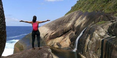 Excursão para a Cachoeira do Saco Bravo ingressos