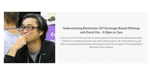 Understanding Blockchain: DIY Exchange-Based Offerings with David Cho