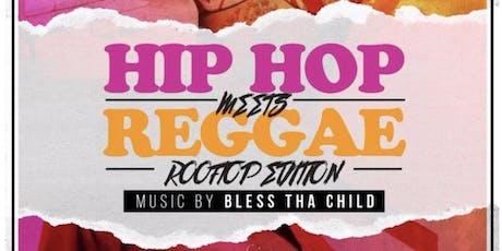 HIP HOP MEETS REGGAE  tickets
