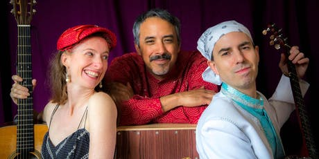 Banjo Nickaru & The Western Scooches with Blue Yonder tickets