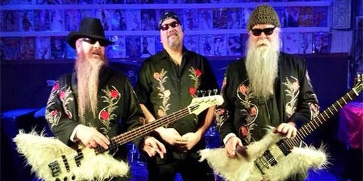 ELIMINATOR BAND  ~ The Original ZZ TOP Tribute Band for over 25 years
