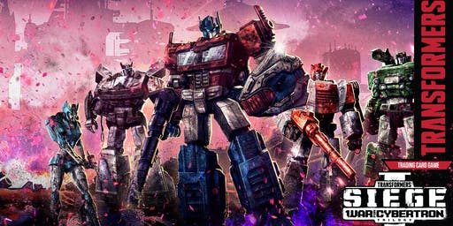 Transformers Siege Release Event