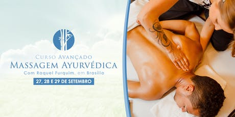 Curso de Massagem Ayurvédica Brasília - Avançado ingressos