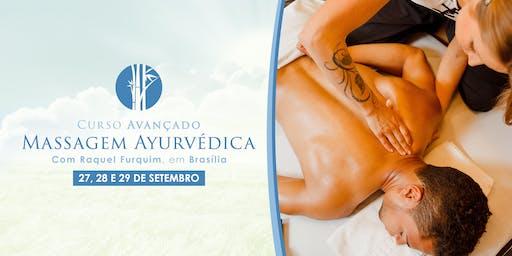 Curso de Massagem Ayurvédica Brasília - Avançado