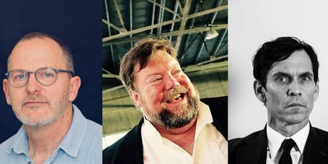 Pelekinesis Reading: Tim Davis, Tim Kirk, and Rob Zebrecki tickets
