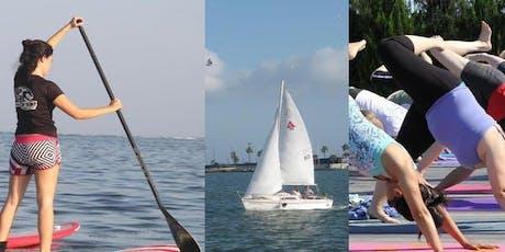 On the Waterfront: Women in Wind Soirée: Thur 7/18 tickets