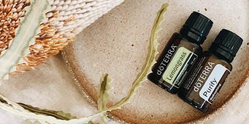 Essential Oils for Health + Wellness
