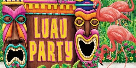SCOOP's Third Annual Luau! tickets