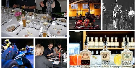 Gin, Wine, Dine and a Live Band tickets