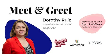 SpeakHer Nights con Dorothy Ruiz entradas