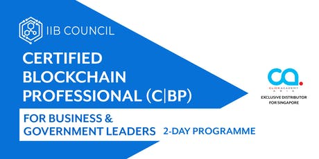 C|BP for Business and Government Leaders (2-day training) tickets