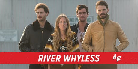 River Whyless tickets