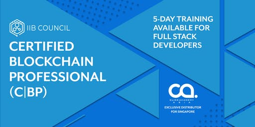 C|BP The Certified Blockchain Professional (5-day training)