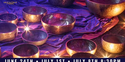 Soothing Sound Bath Mondays Session 1