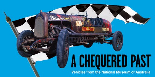 A chequered past: vehicles from the National Museum of Australia