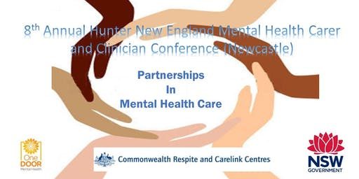 Hunter New England Mental Health Carer & Clinician Conference (Newcastle)