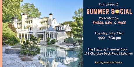 2nd Annual Summer Social - TWESA, ILEA, & NACE tickets