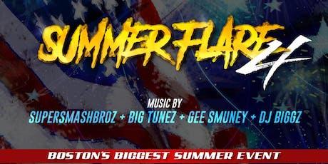 Summer Flare 4! tickets