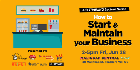 Start & Maintain your Business! tickets