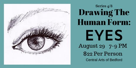 Drawing the Human Form: Eyes tickets