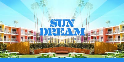 "The Saguaro Palm Springs presents ""Sun Dream"" Pool Party"